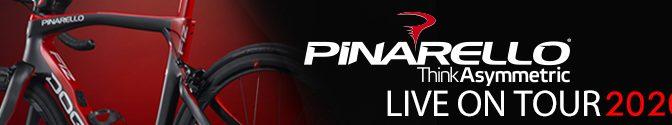 PINARELLO 試乗会も開催します!